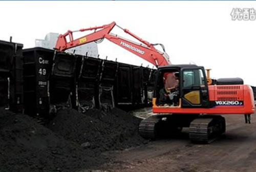 Train coal scraper