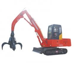 YGSZ100 crawler grasping machine