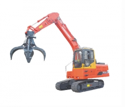 YGSZ200 crawler grasping machine