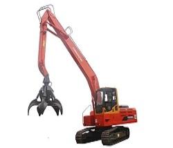 YGSZ260-5 crawler grasping machine