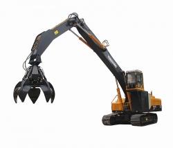 YGSZ460 crawler grasping machine